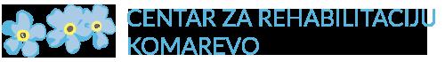 Centar za rehabilitaciju Komarevo Logo